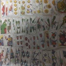 Barajas de cartas: BARAJA QUIJOTE MIGUEL DE CERVANTES PUBLICIDAD EVARISTO JUNCOSAC. Lote 161527241