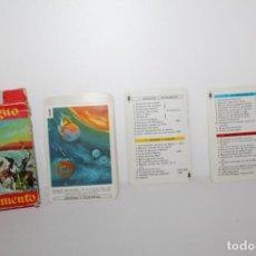 Barajas de cartas: BARAJA DE CARTAS ANTIGUO TESTAMENTO - HERACLIO FOURNIER. Lote 161587734
