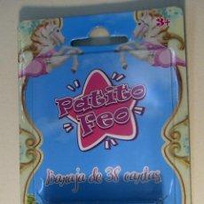 Barajas de cartas: BARAJA DE CARTAS PATITO FEO DE FOURNIER 2010 NUEVA EN SU BLISTER SIN ABRIR. Lote 161615618