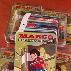 Jeux de cartes: CARTAS DE MARCO HACIA LOS APENINOS A LOS ANDES AÑO 1976 2ª PARTE. Lote 212347140