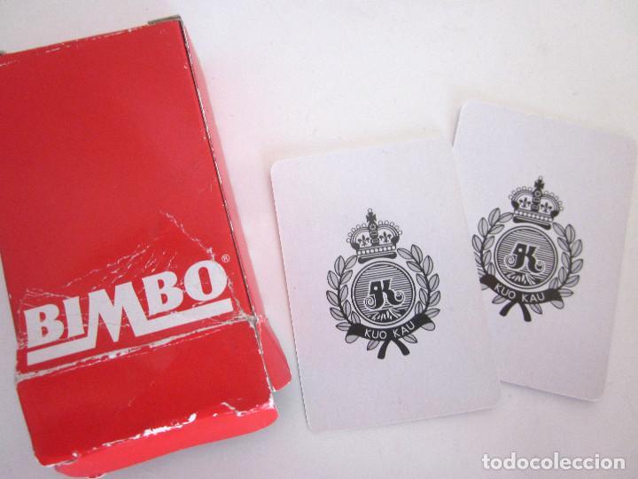 Barajas de cartas: Minibaraja Baraja Cartas Españolas Naipes Bimbo completa 48 cartas + 2 comodines + estuche - Foto 2 - 161631034