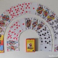 Barajas de cartas: LIBRERIA GHOTICA. BARAJA ELFI. JEU DE 32 CARTES.POKER. SERIE LIMITADA. 2000.. Lote 161713494