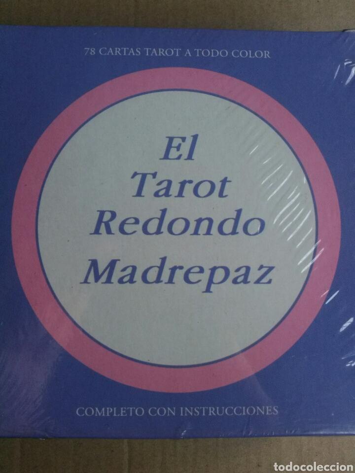 MADREPAZ TAROT REDONDO.DESCATALOGADO. (Juguetes y Juegos - Cartas y Naipes - Barajas Tarot)