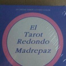 Barajas de cartas: MADREPAZ TAROT REDONDO.DESCATALOGADO.. Lote 161799478