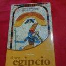 Barajas de cartas: TAROT EGIPCIO. CARTAS +LIBRO. LAURA TUAN.. Lote 161883530