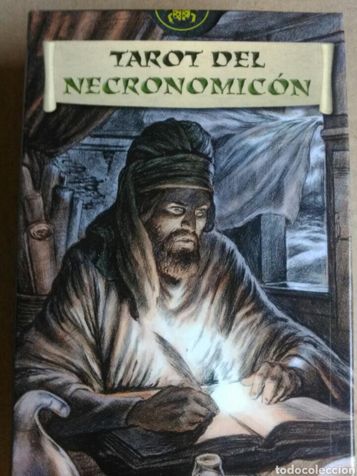 TAROT NECRONOMICON (Juguetes y Juegos - Cartas y Naipes - Barajas Tarot)