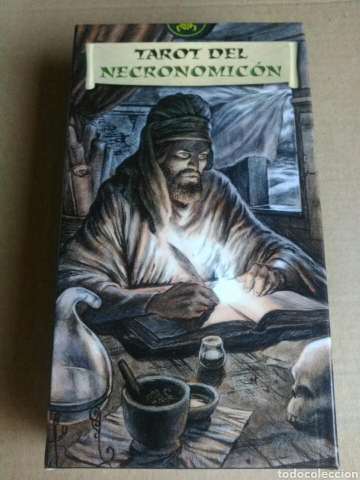 Barajas de cartas: TAROT NECRONOMICON - Foto 5 - 161914140
