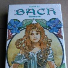 Barajas de cartas: FLORES DE BACH. CARTAS +LIBRO. Lote 162136798