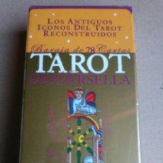 Barajas de cartas: TAROT DORADO DE MARSELLA.. Lote 162150028