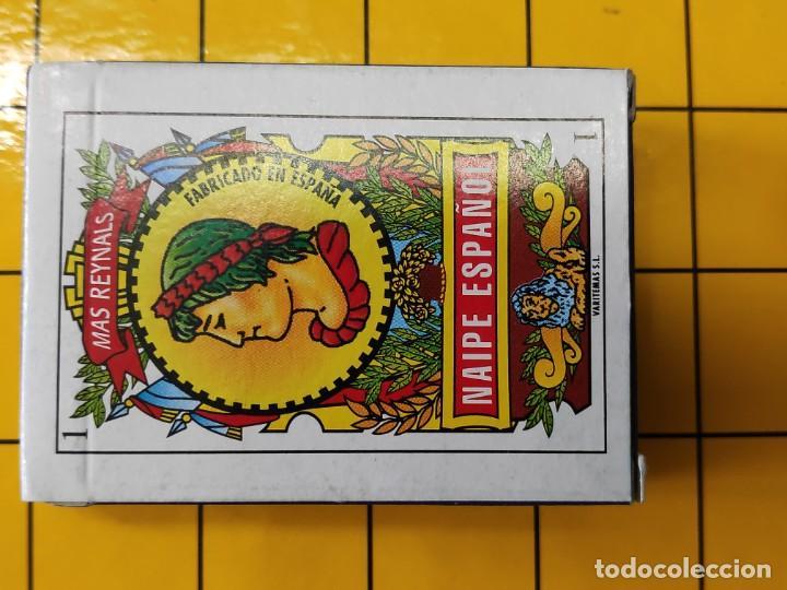 Barajas de cartas: BARAJA MINI ESPAÑOLA (LITIPUPT) MAS REINALS 50 CARTAS DE VARITEMAS A DESPRECINTAR - Foto 2 - 207132125