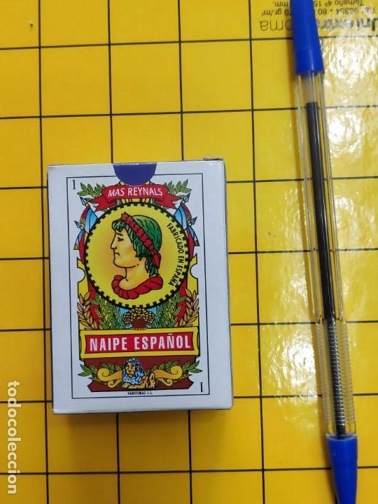 BARAJA MINI ESPAÑOLA (LITIPUPT) MAS REINALS 50 CARTAS DE VARITEMAS A DESPRECINTAR (Juguetes y Juegos - Cartas y Naipes - Baraja Española)