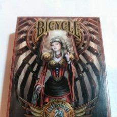 Barajas de cartas: BARAJA DE POKER. ANNE STOKES.BICYCLE.. Lote 162347410