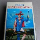 Barajas de cartas: CONTEMPLATIVO TAROT.. Lote 162380593