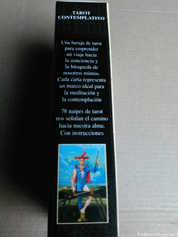 Barajas de cartas: CONTEMPLATIVO TAROT. - Foto 2 - 162380593