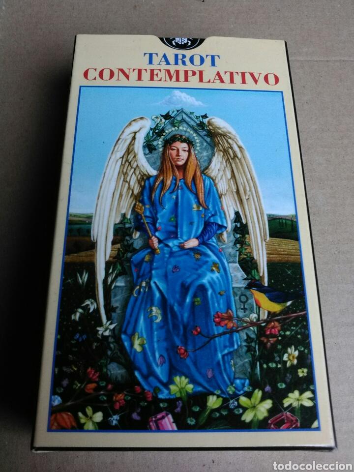 Barajas de cartas: CONTEMPLATIVO TAROT. - Foto 3 - 162380593