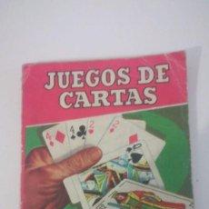 Barajas de cartas: LIBRITO, JUEGO DE CARTAS. Lote 162404022