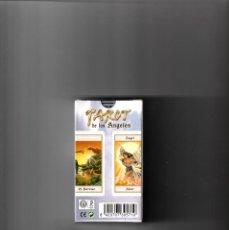 Barajas de cartas: TAROT DE LOS ANGELES. Lote 162489066