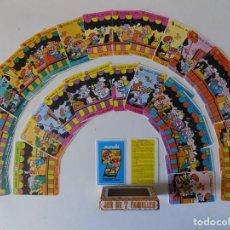 Mazzi di carte: LIBRERIA GHOTICA. BARAJA MARCHÉ. 7 FAMILLES. 1980.. Lote 162491342