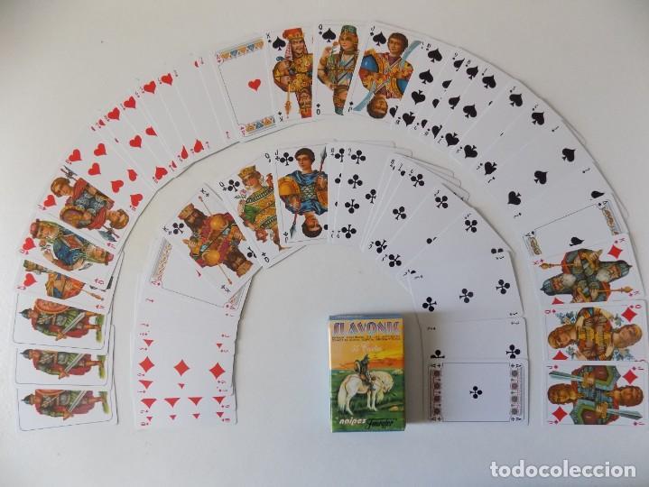LIBRERIA GHOTICA. BARAJA SLAVONIC.DINASTIAS ASIRIA,EGIPCIA,GRIEGA Y RUSA.1980. (Juguetes y Juegos - Cartas y Naipes - Otras Barajas)