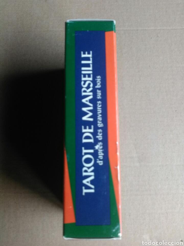 Barajas de cartas: TAROT MARSEILLE.1990. COLECCIONISTAS. - Foto 2 - 162595266