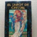 Barajas de cartas: TAROT CRISTAL.. Lote 162595704