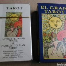 Barajas de cartas: EL GRAN TAROT.. Lote 162669021