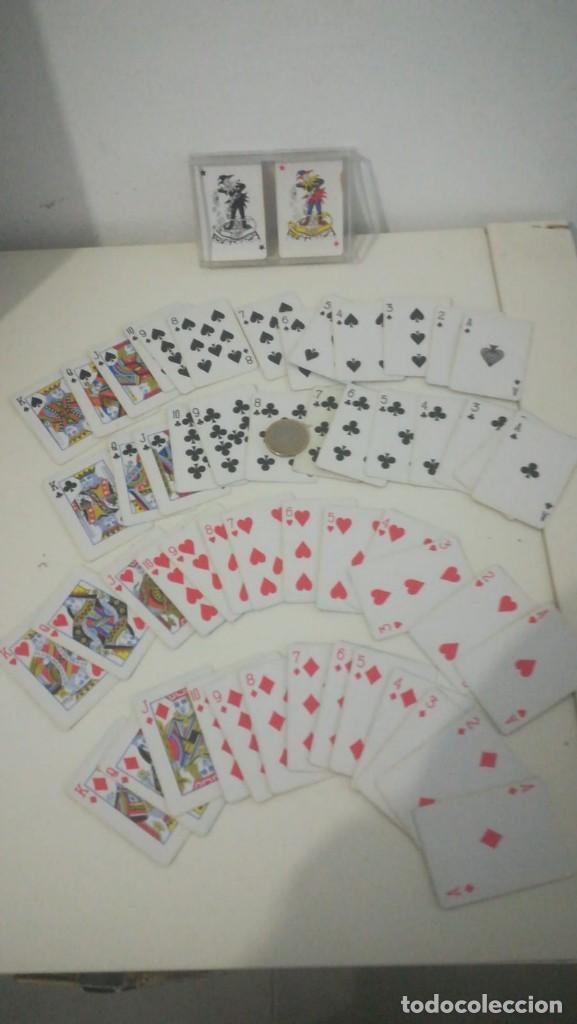 JUEGO DE CARTAS PEQUEÑAS (Juguetes y Juegos - Cartas y Naipes - Otras Barajas)