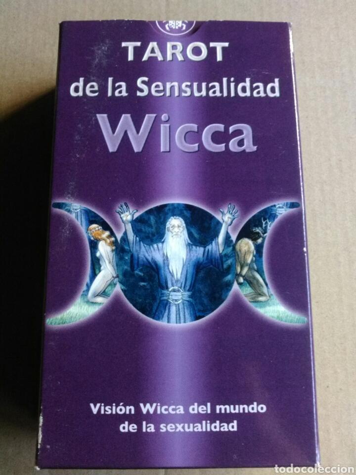 WICCA TAROT. CARTAS (Juguetes y Juegos - Cartas y Naipes - Barajas Tarot)