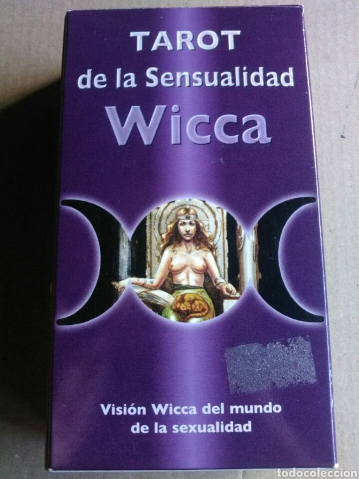 Barajas de cartas: WICCA TAROT. CARTAS - Foto 2 - 163068666