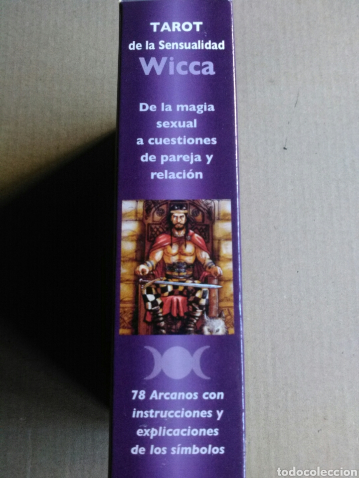 Barajas de cartas: WICCA TAROT. CARTAS - Foto 3 - 163068666
