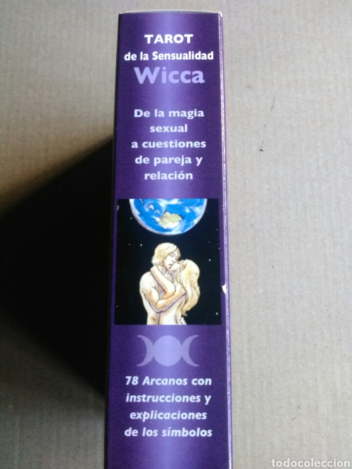 Barajas de cartas: WICCA TAROT. CARTAS - Foto 4 - 163068666