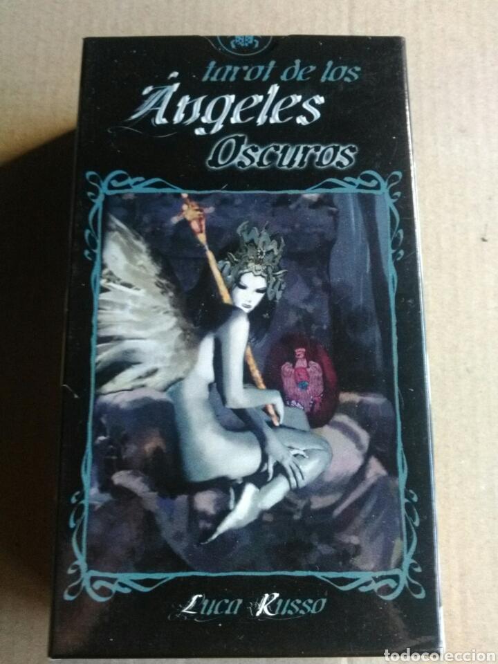 NUEVO!! ANGELES OSCUROS. TAROT. CARTAS (Juguetes y Juegos - Cartas y Naipes - Barajas Tarot)