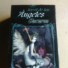 Barajas de cartas: ANGELES OSCUROS. TAROT. CARTAS. Lote 163069276