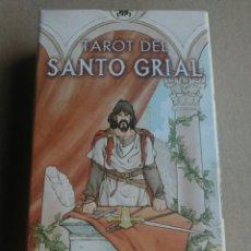 Barajas de cartas: TAROT SANTO GRIAL.. Lote 163311049