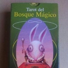 Barajas de cartas: TAROT DEL BOSQUE MÁGICO.. Lote 163311541