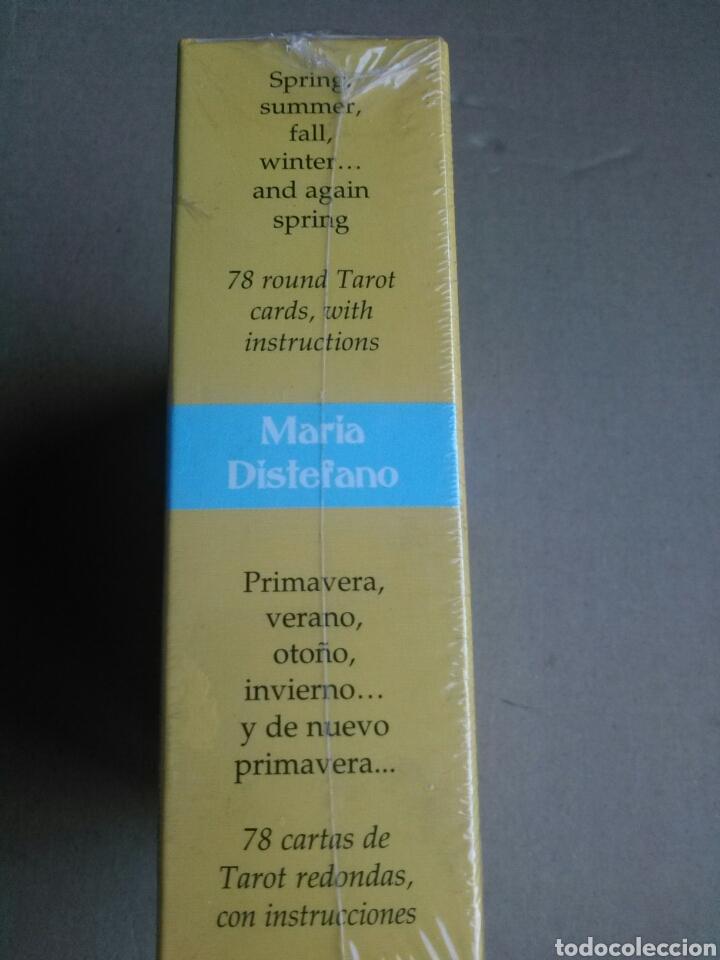 Barajas de cartas: TAROT DEL CÍRCULO DE LA VIDA. DESCATALOGADO.MUY DIFÍCIL DE ENCONTRAR. - Foto 3 - 163314297