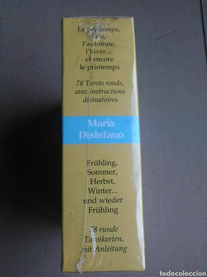 Barajas de cartas: TAROT DEL CÍRCULO DE LA VIDA. DESCATALOGADO.MUY DIFÍCIL DE ENCONTRAR. - Foto 4 - 163314297