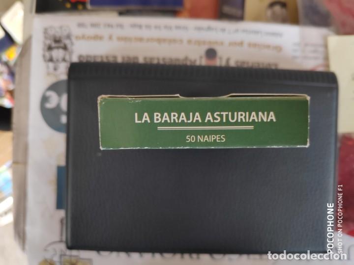 Barajas de cartas: BARAJA ASTURIANA TEMATICA COSTUMBRISTA LOCAL - HERACLIO FOURNIER-NUEVA SIN USAR- - Foto 4 - 189613383