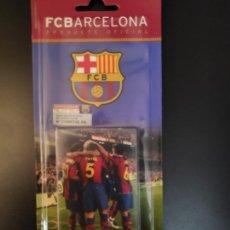 Barajas de cartas: BARAJA FC BARCELONA +BARÇA+ -FUTBOL- BLISTER A ESTRENAR HERACLIO FOURNIER. Lote 178041763