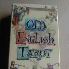 Barajas de cartas: OLD ENGLISH TAROT. Lote 163389388