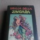 Barajas de cartas: ZINGARA SIBILLA DELLA.. Lote 163441481