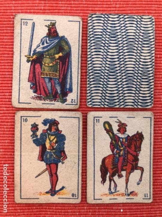 Barajas de cartas: ANTIGUA BARAJA DE CARTAS ESPAÑOLA - LILIPUT - EL CID MARCA DE FABRICA - SIMEON DURA VALENCIA 32 - Foto 11 - 163513830