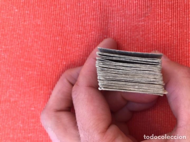 Barajas de cartas: ANTIGUA BARAJA DE CARTAS ESPAÑOLA - LILIPUT - EL CID MARCA DE FABRICA - SIMEON DURA VALENCIA 32 - Foto 4 - 163513830
