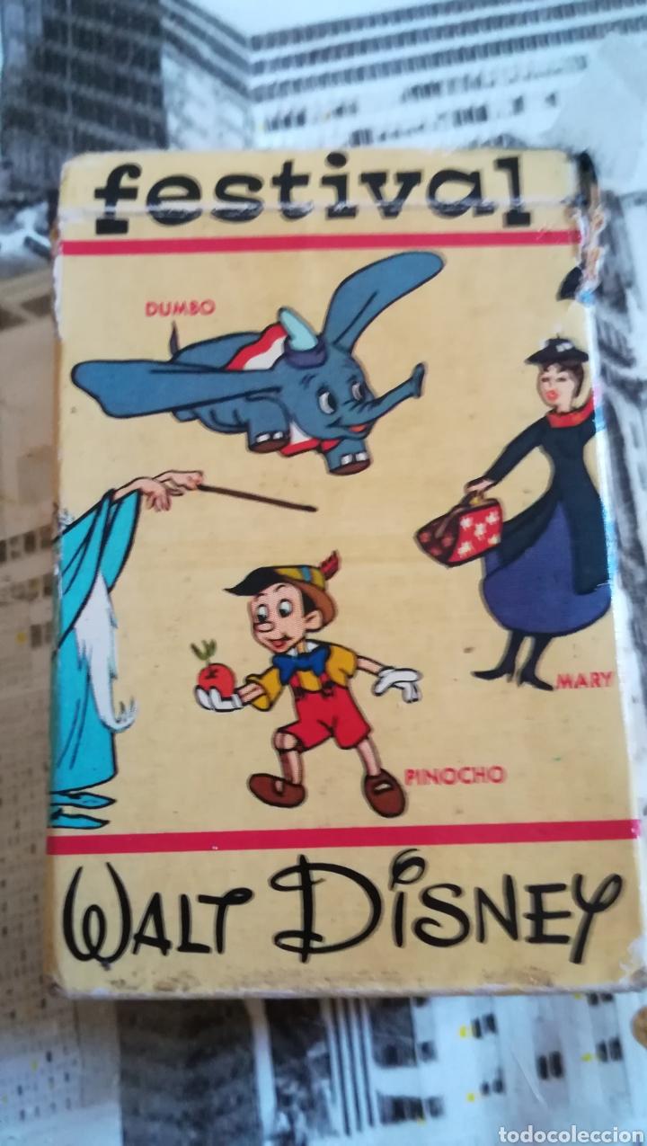 BARAJA FESTIVAL. COMPLETA (Juguetes y Juegos - Cartas y Naipes - Barajas Infantiles)