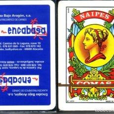 Barajas de cartas: ENCABASA - BARAJA ESPAÑOLA 40 CARTAS. Lote 163955214