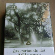 Barajas de cartas: LAS CARTAS DE LOS MILAGROS.. Lote 163962512