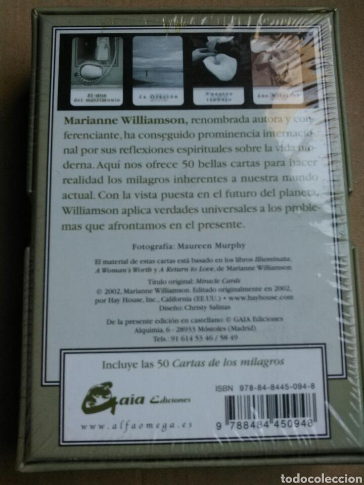 Barajas de cartas: LAS CARTAS DE LOS MILAGROS. - Foto 2 - 163962512