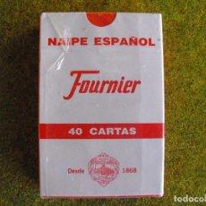 Barajas de cartas: BARAJA ESPAÑOLA DE PUBLICIDAD DE CAJABURGOS. SIN ABRIR.. Lote 164191614