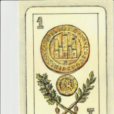 Barajas de cartas: BARAJA ESPAÑOLA SALMANTINA. Lote 172583617