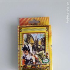 Barajas de cartas: JUEGO DE CARTAS DUEL MASTERS 2005 - BARAJA - DM - 03. Lote 165056630